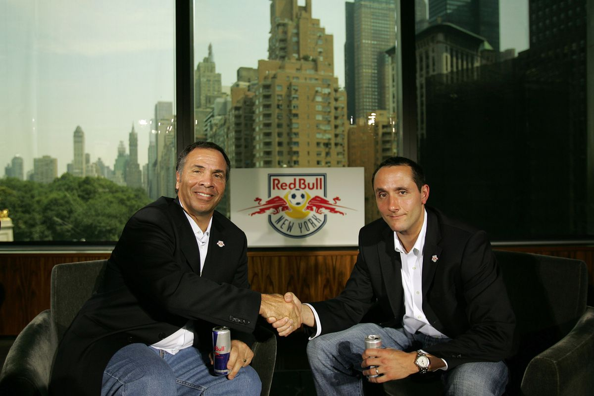 Bruce Arena New Head Coach New York Red Bulls Press Conference - July 18, 2006