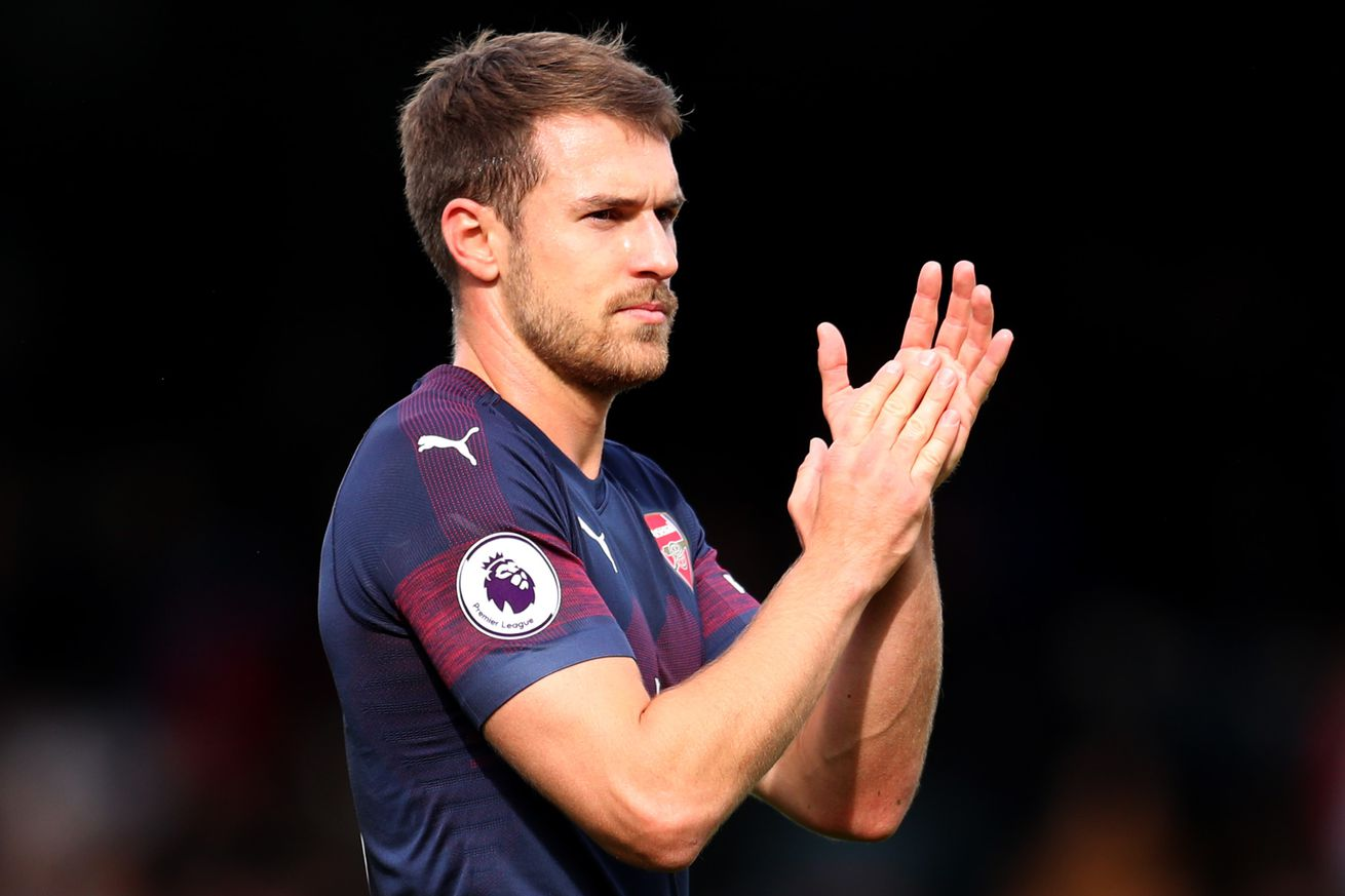 Report: Aaron Ramsey to sign his contract with Juventus on Friday