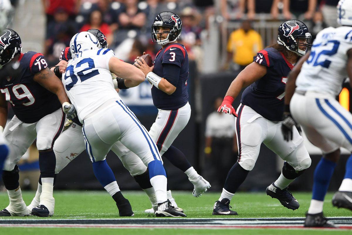 Latest on Colin Kaepernick and the Houston Texans