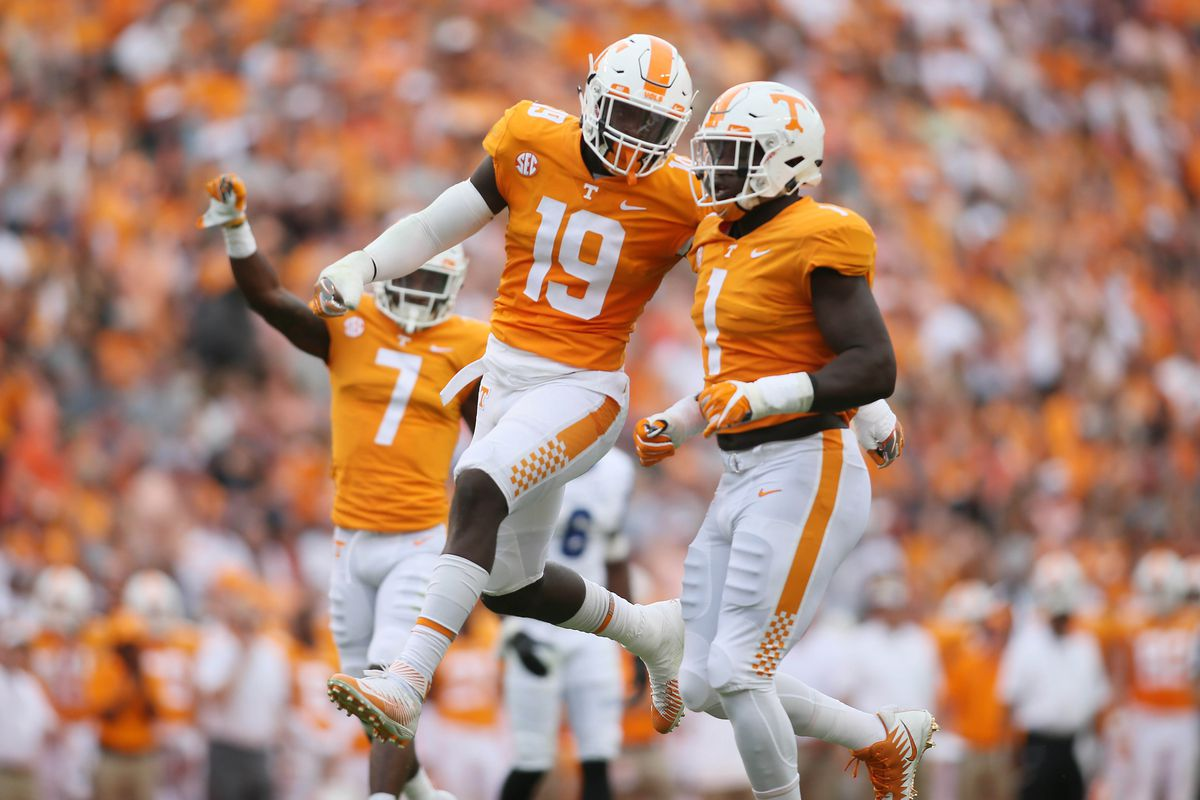 NCAA Football: Indiana State at Tennessee