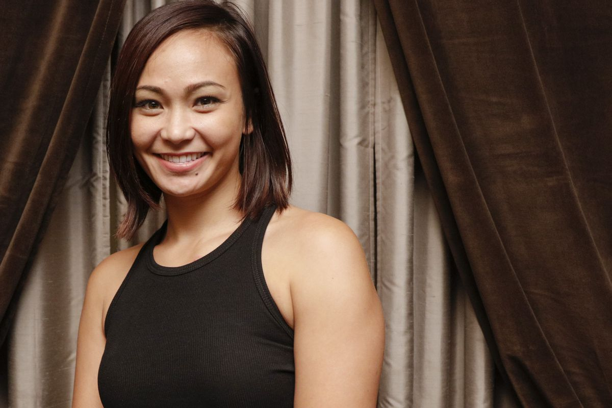 Michelle Waterson believes Paige VanZant is 'very green ...