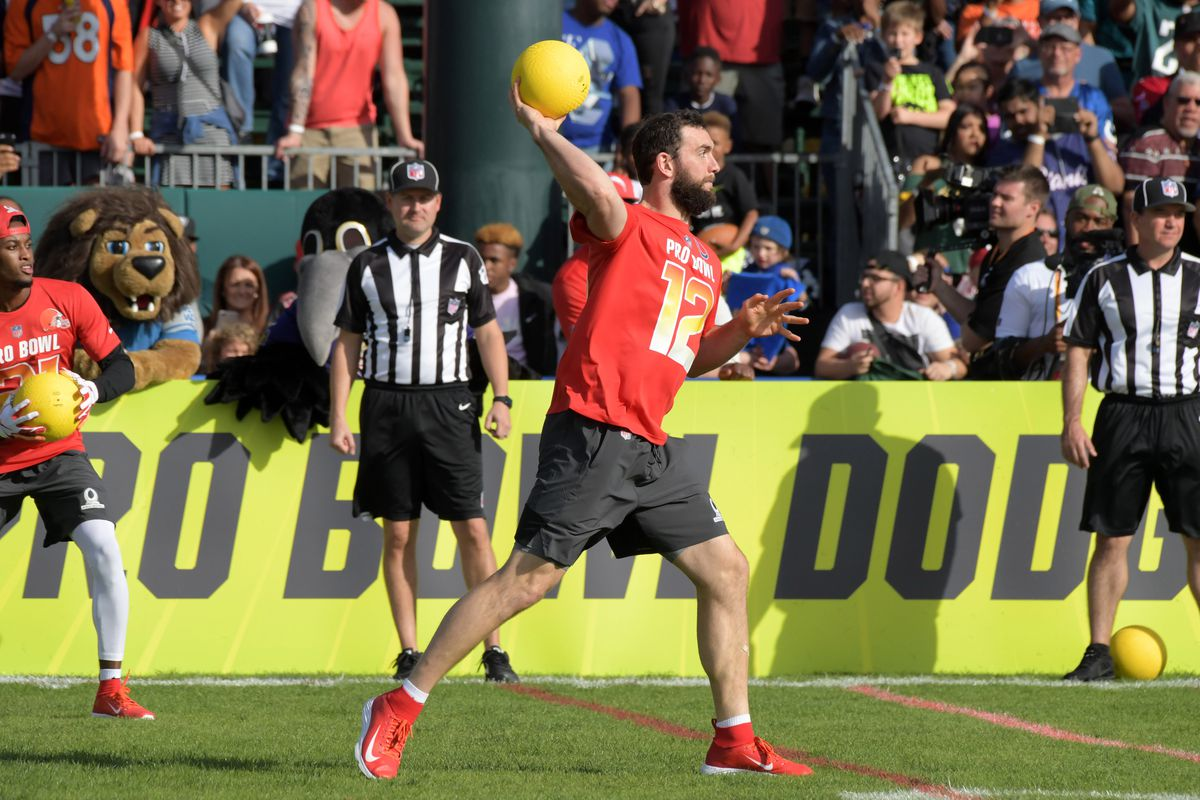 57c47086d The NFL should make the Pro Bowl one giant game of dodgeball ...