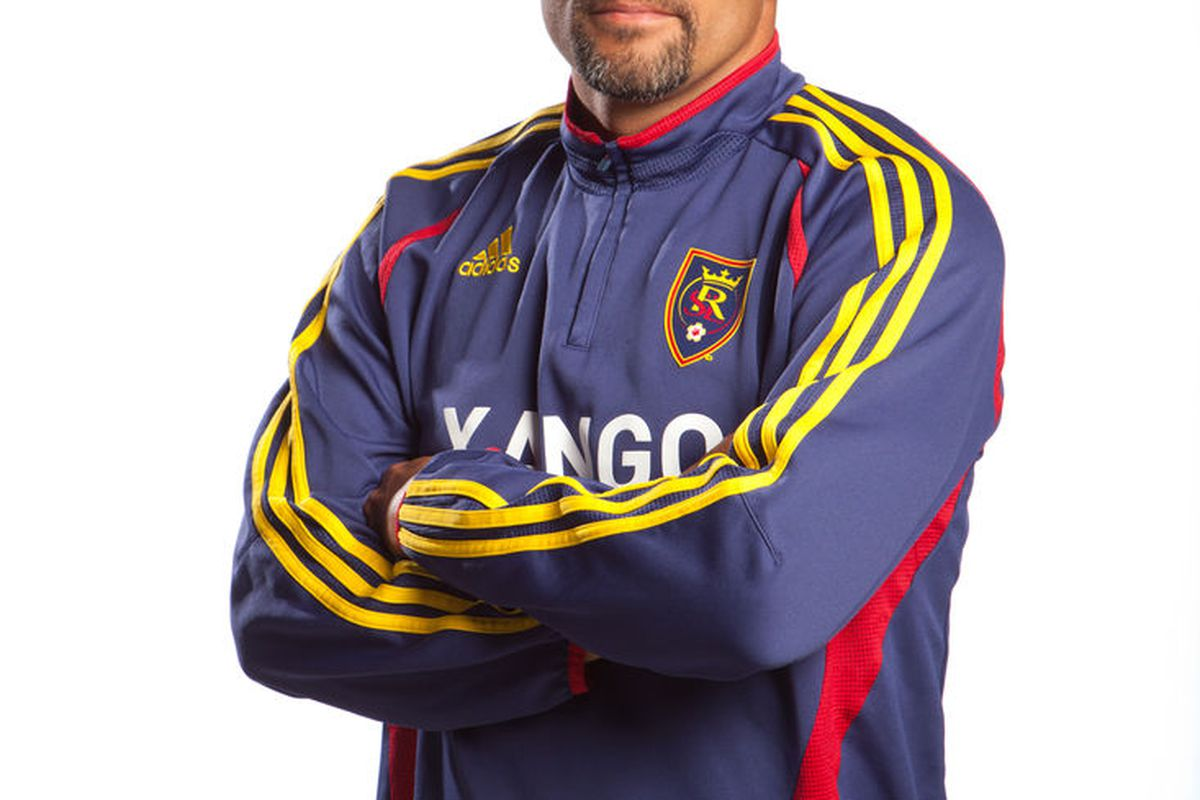 At halftime of the Real Salt Lake match at the Chicago Fire on Wednesday, RSL assistant coach CJ Brown will be inducted into the Fire's Ring of Honor.