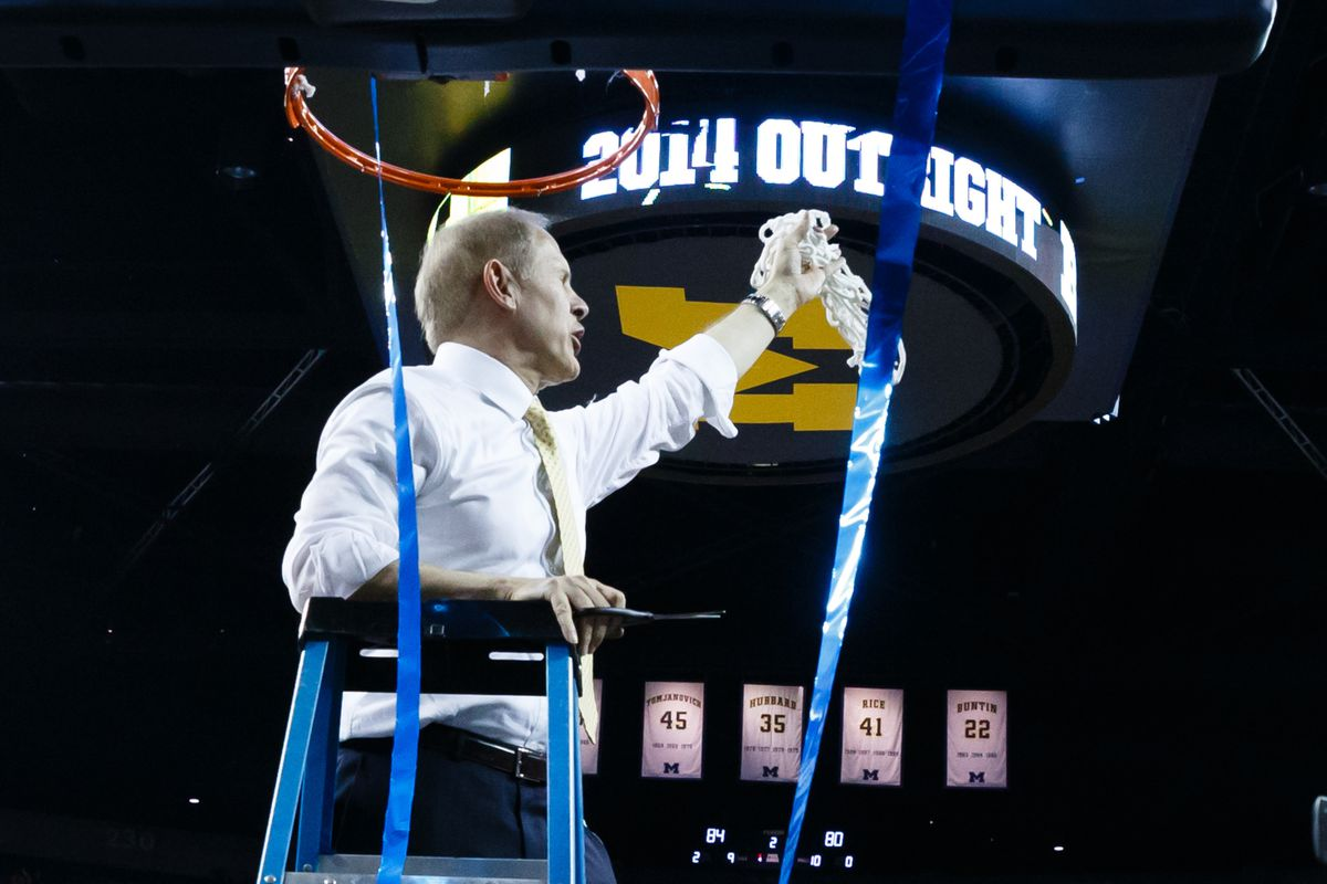 Under John Beilein, the Wolverines have been habitual net-cutters.