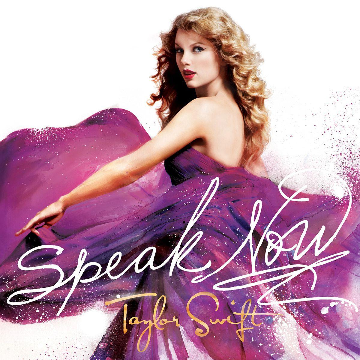 """Taylor Swift — """"Speak Now"""""""