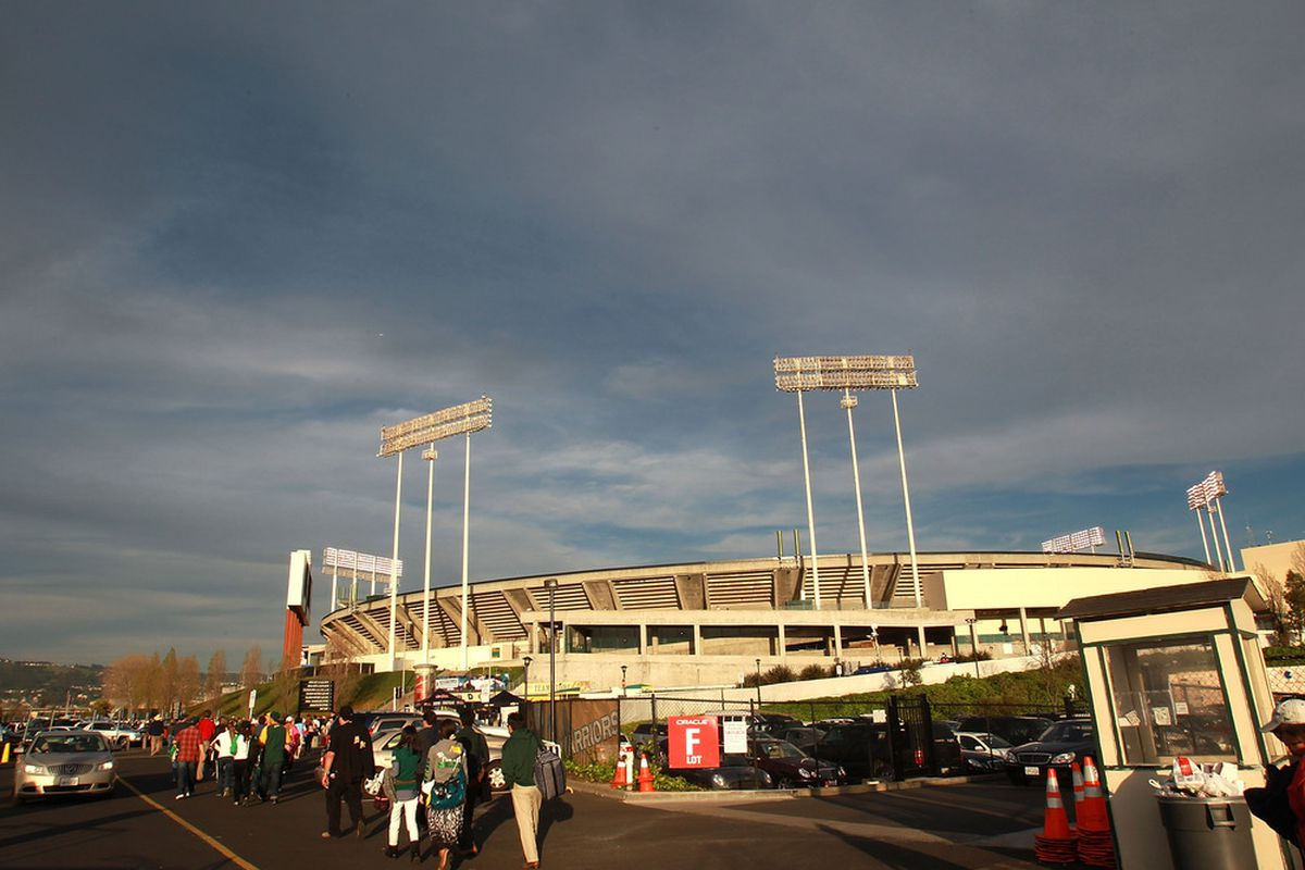 Oakland's Current Stadium is a primary reason for their relocation attempts