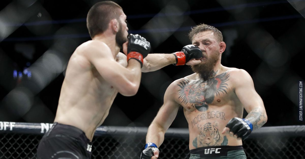 Conor Mcgregor Vs Khabib
