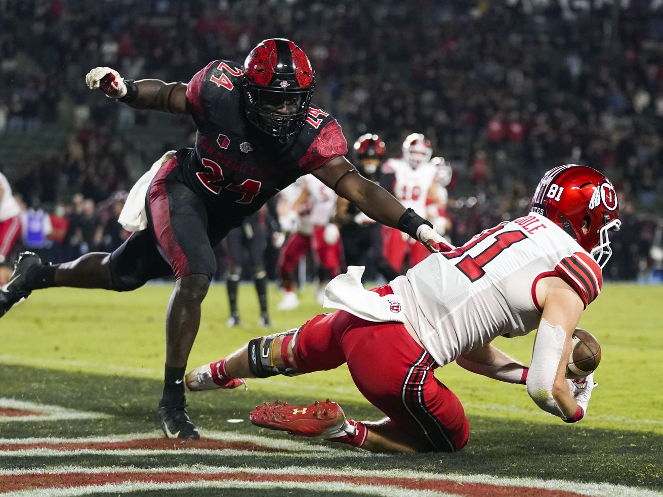There is plenty to be concerned about with Utah after loss at San Diego State