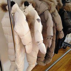 Snowsuits, $202
