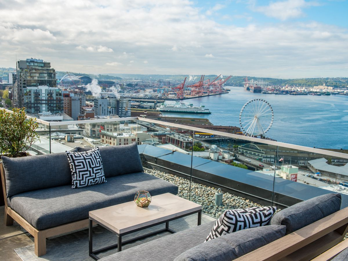 The 16 Restaurants With The Best Views In Seattle Eater