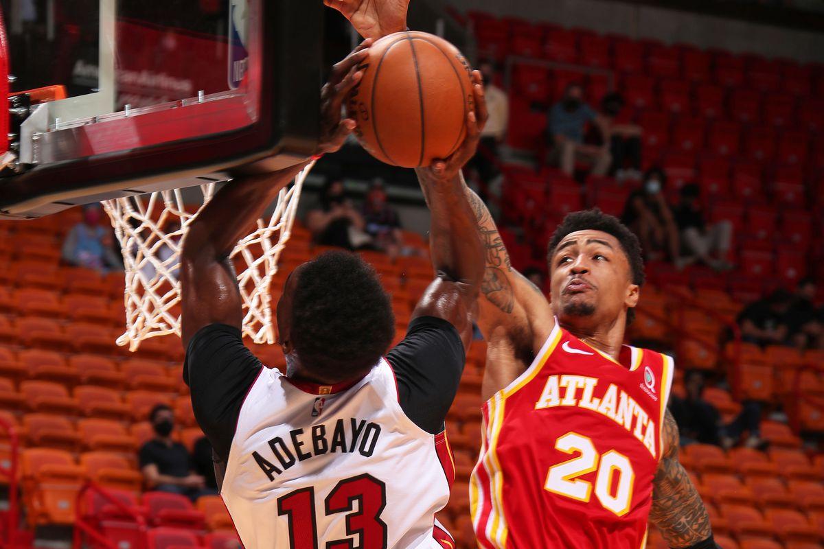 Atlanta Hawks vs. Miami Heat