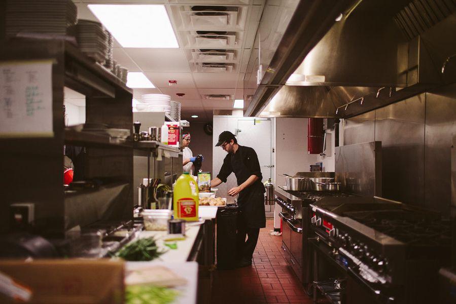 Sneak A Peek Into Craft Work\'s Kitchen - Eater Detroit