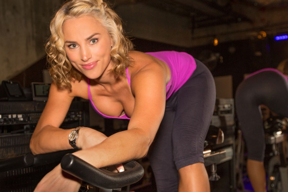 2015 Hottest Trainer winner Naomi Priestley of The Sweat Shoppe.