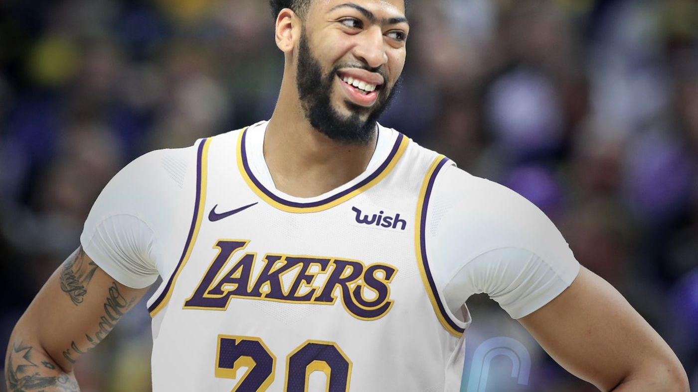 Lakers News: Anthony Davis wants to win Defensive Player of
