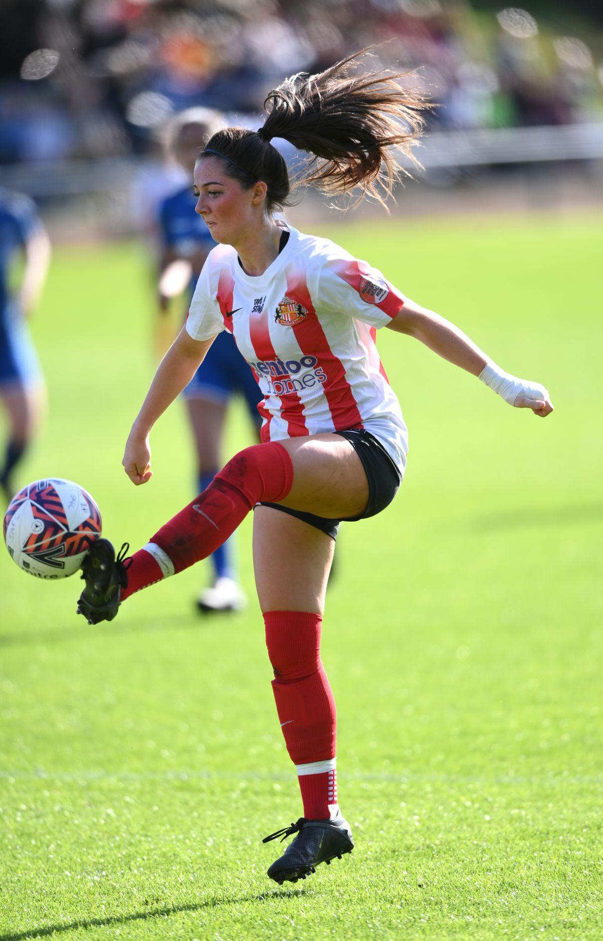 Sunderland Ladies v Durham Women - Barclays FA Women's Championship