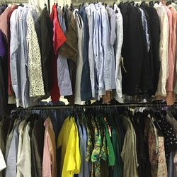 Button-downs and tees for men come in basically every color and pattern