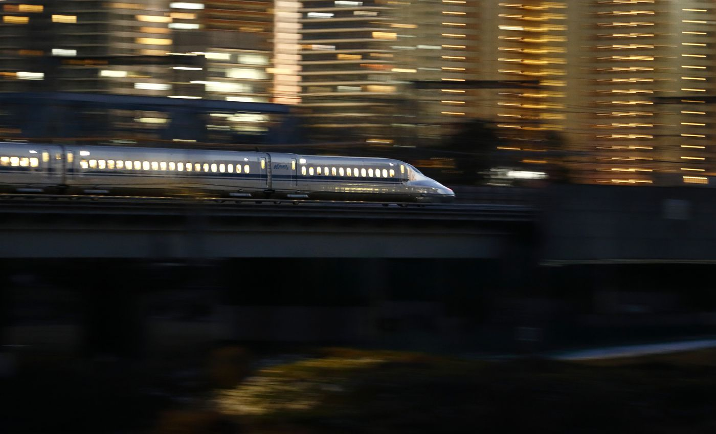 High-speed rail in the U S  has new promise, and new