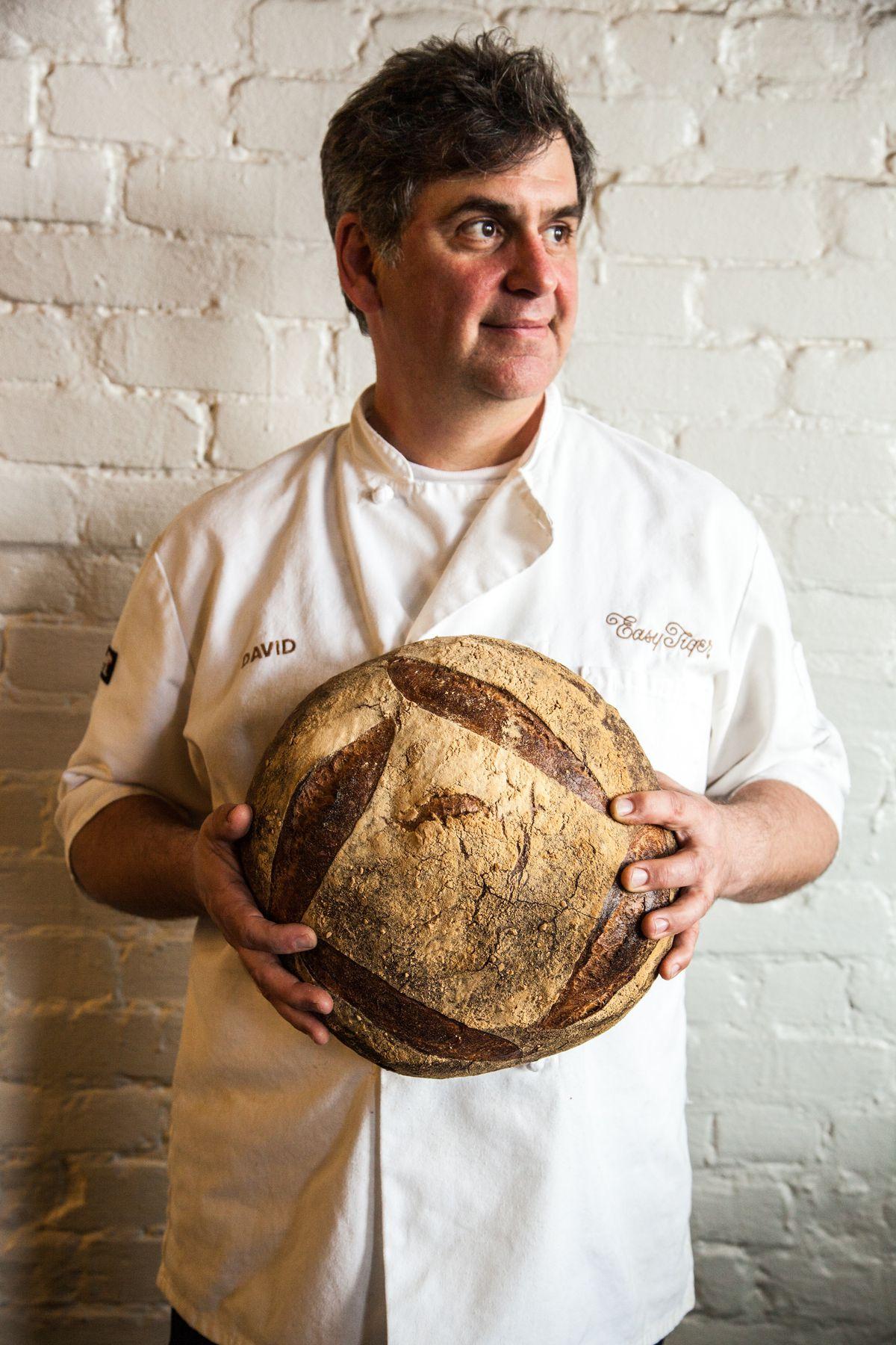 ELM head doughpuncher David Norman