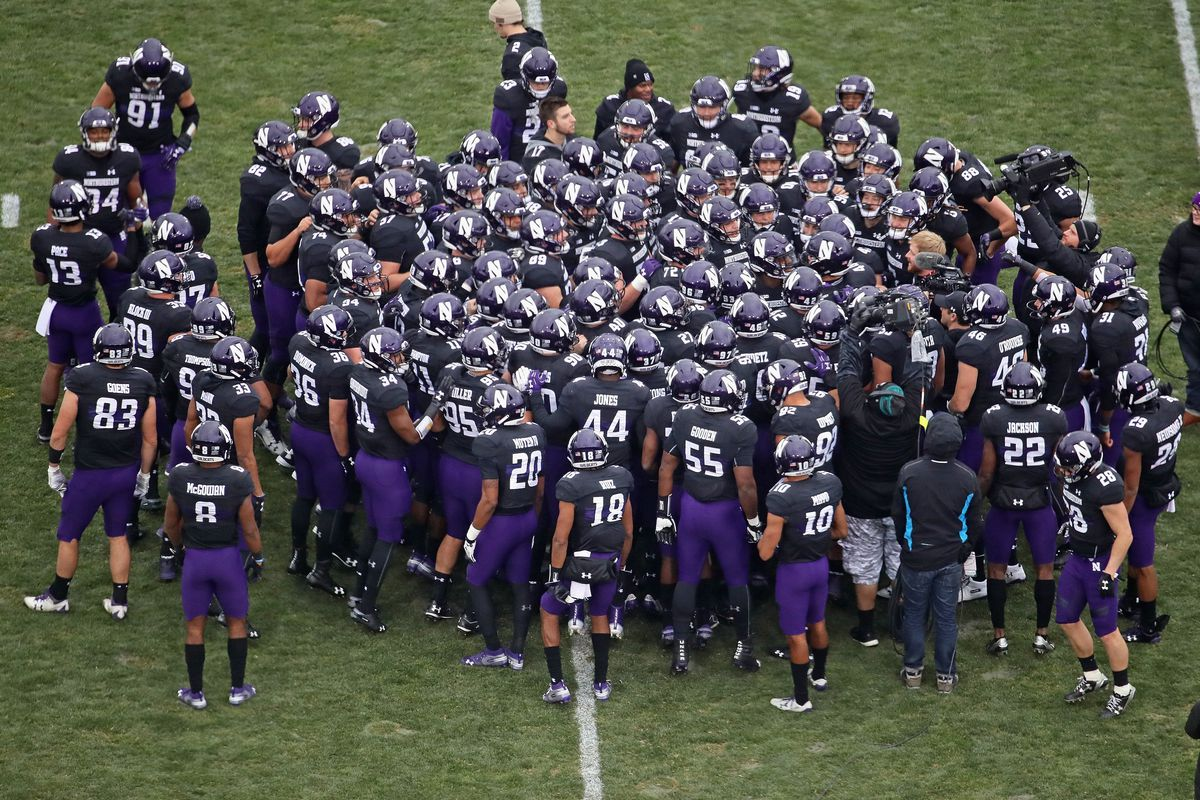 Northwestern and the 13 other Big Ten football programs will return to the field in October.