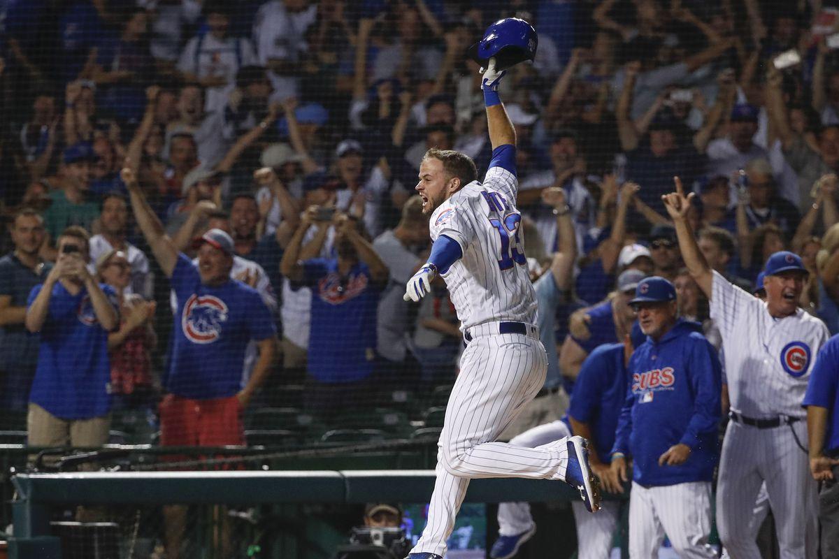 MLB: Washington Nationals at Chicago Cubs