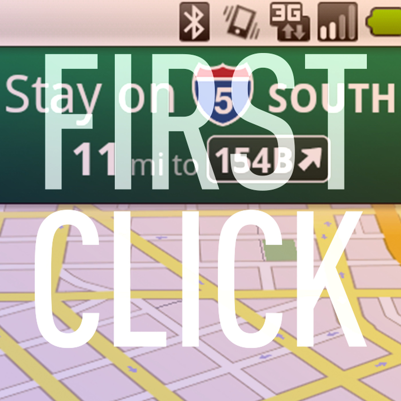 First Click: Google killed the personal navigation device