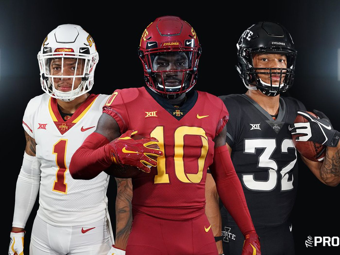 Iowa State Releases New Football Uniforms Wide Right Natty Lite