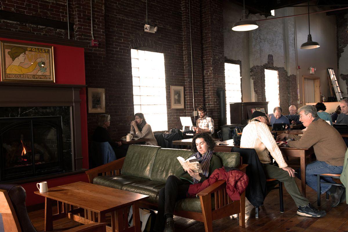 Crema Coffee Company in Portland
