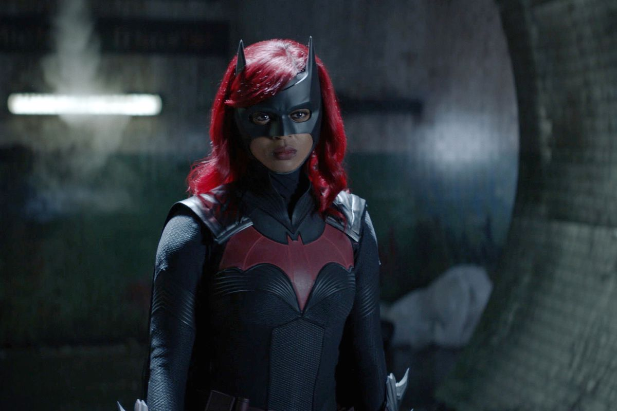 """Taking on the lead role in CW's """"Batwoman"""" starting with Sunday's second-season premiere, Javicia Leslie plays Ryan Wilder, who spent years as a drug runner while dodging Gotham police before becoming the superhero."""
