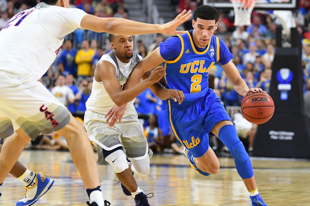 UCLA Men's Basketball: First Dance With Kent State ...