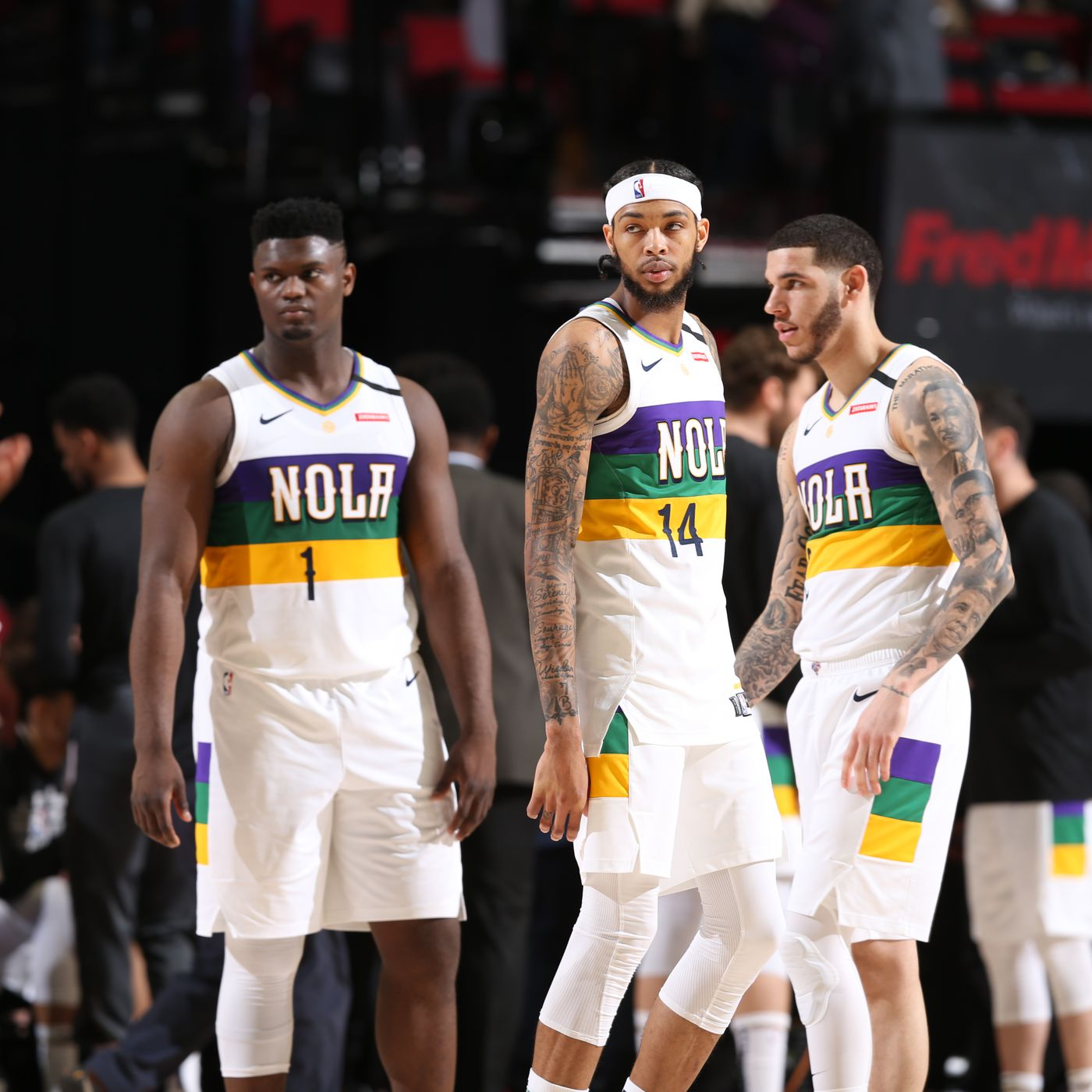 New Orleans Pelicans Nba Bubble Preview Fake Teams