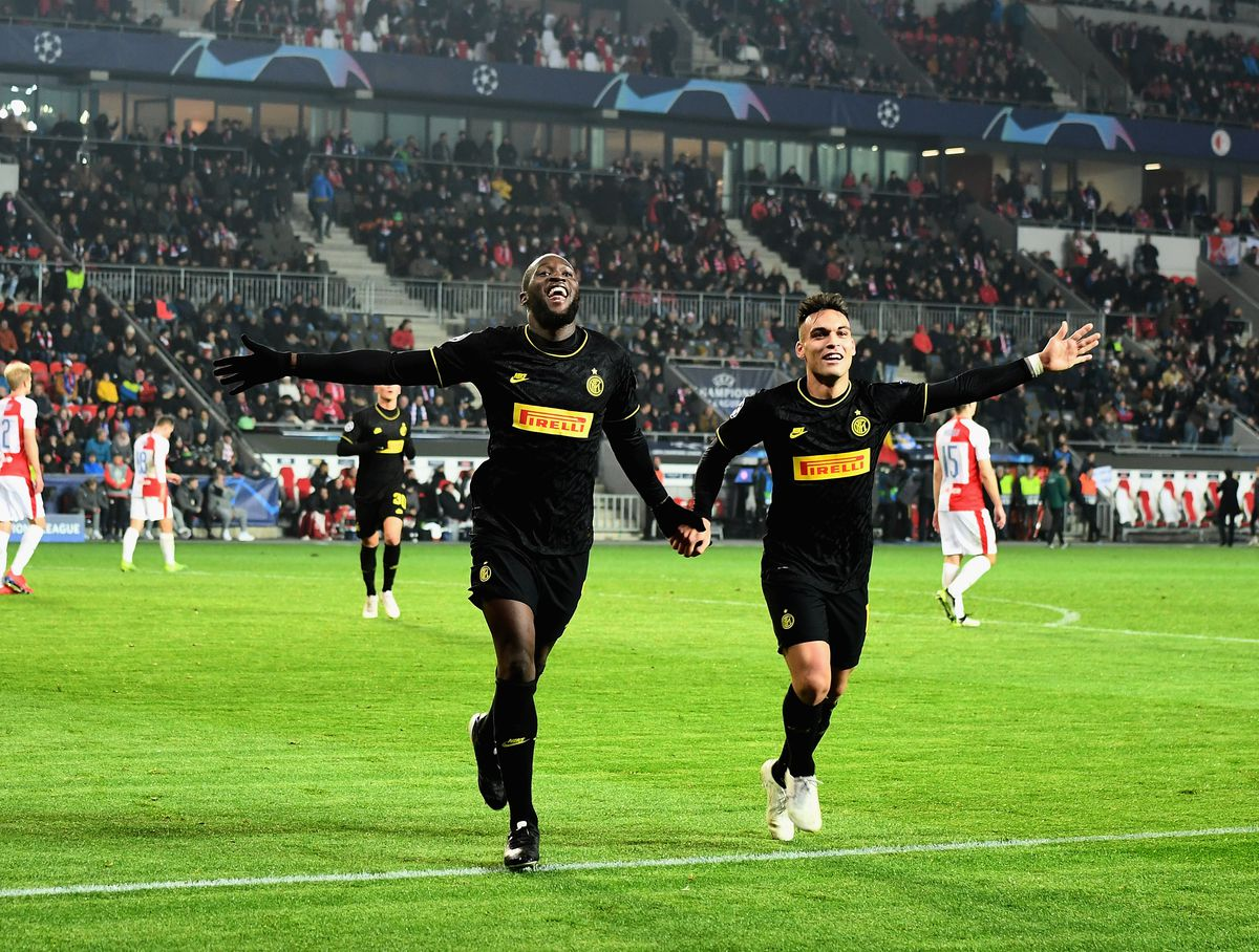 Slavia Praha v Inter: Group F - UEFA Champions League