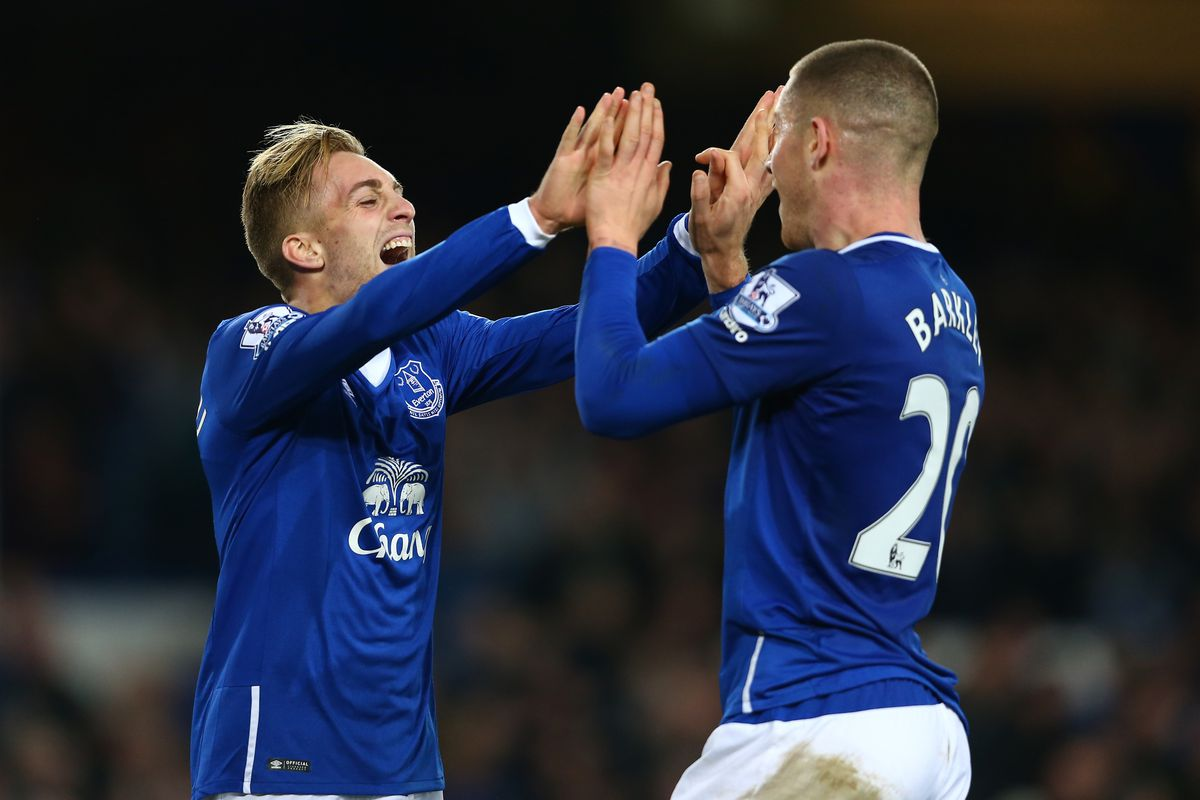 RBM's staff is high on Gerard Deulofeu and Ross Barkley for this match -- but less confident about Everton as a whole.