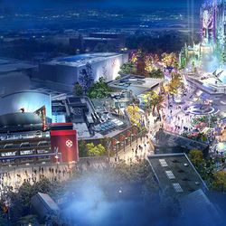 Avengers Campus will open at California Adventure and Disneyland Paris in 2020 before rolling out to Disneyland Hong Kong.