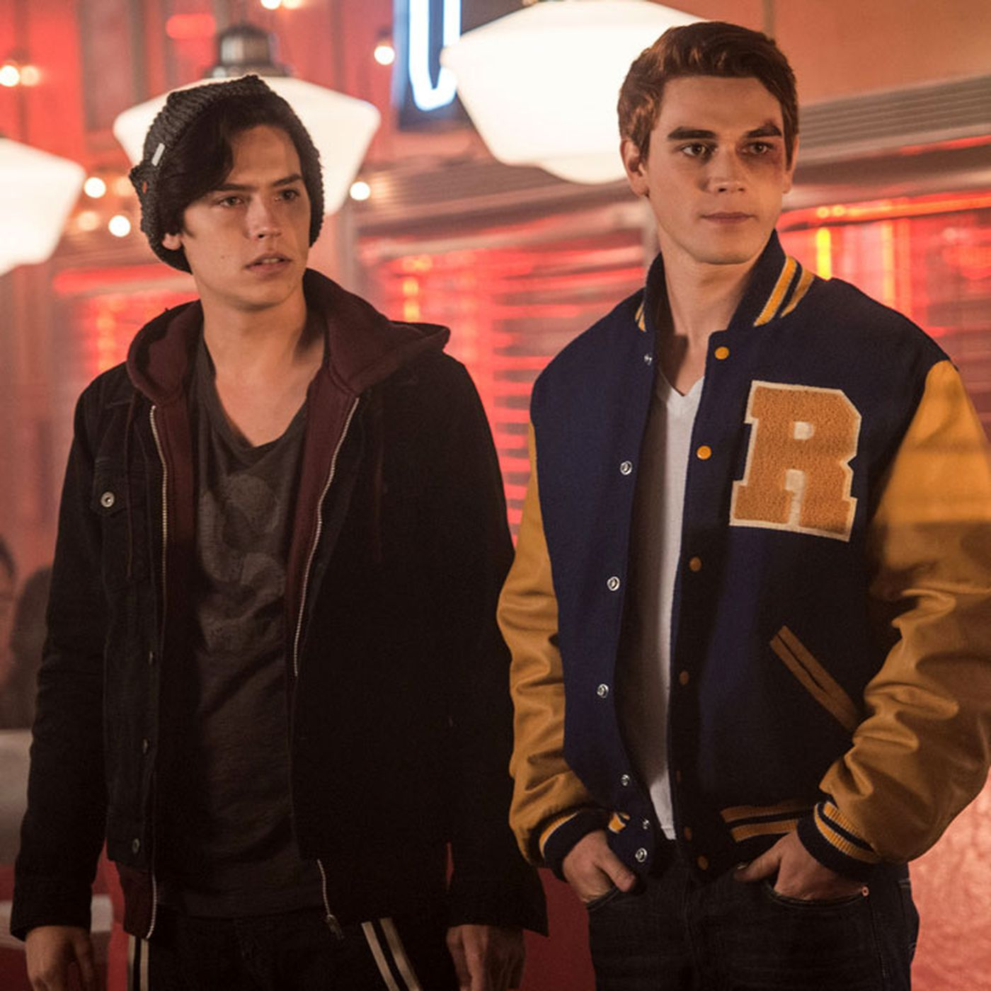 People can't stop mocking Jughead's worst Riverdale scene - Polygon