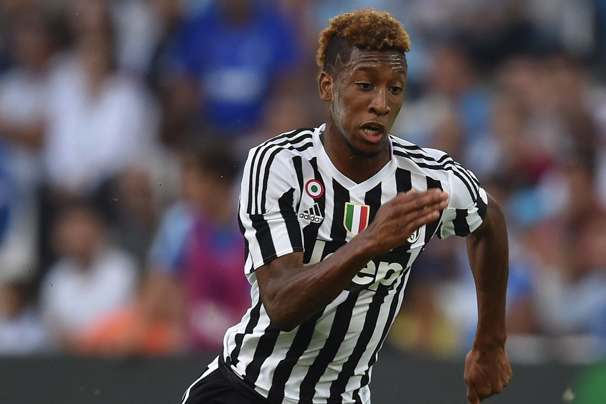 innovative design 97d9f ece11 Reports: Juventus youngster Kingsley Coman is going to ...