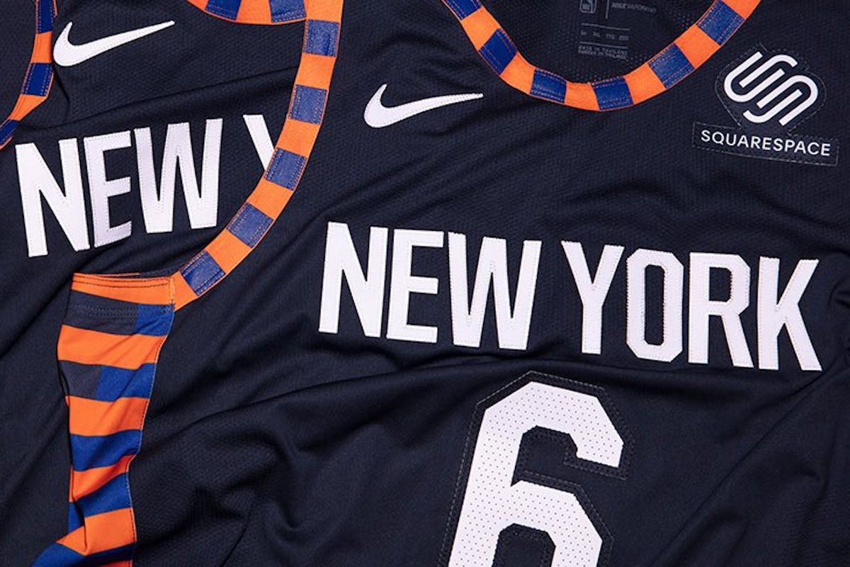info for ecca8 e9283 The 2018-19 Knicks City Edition Uniforms are Here! - Posting ...