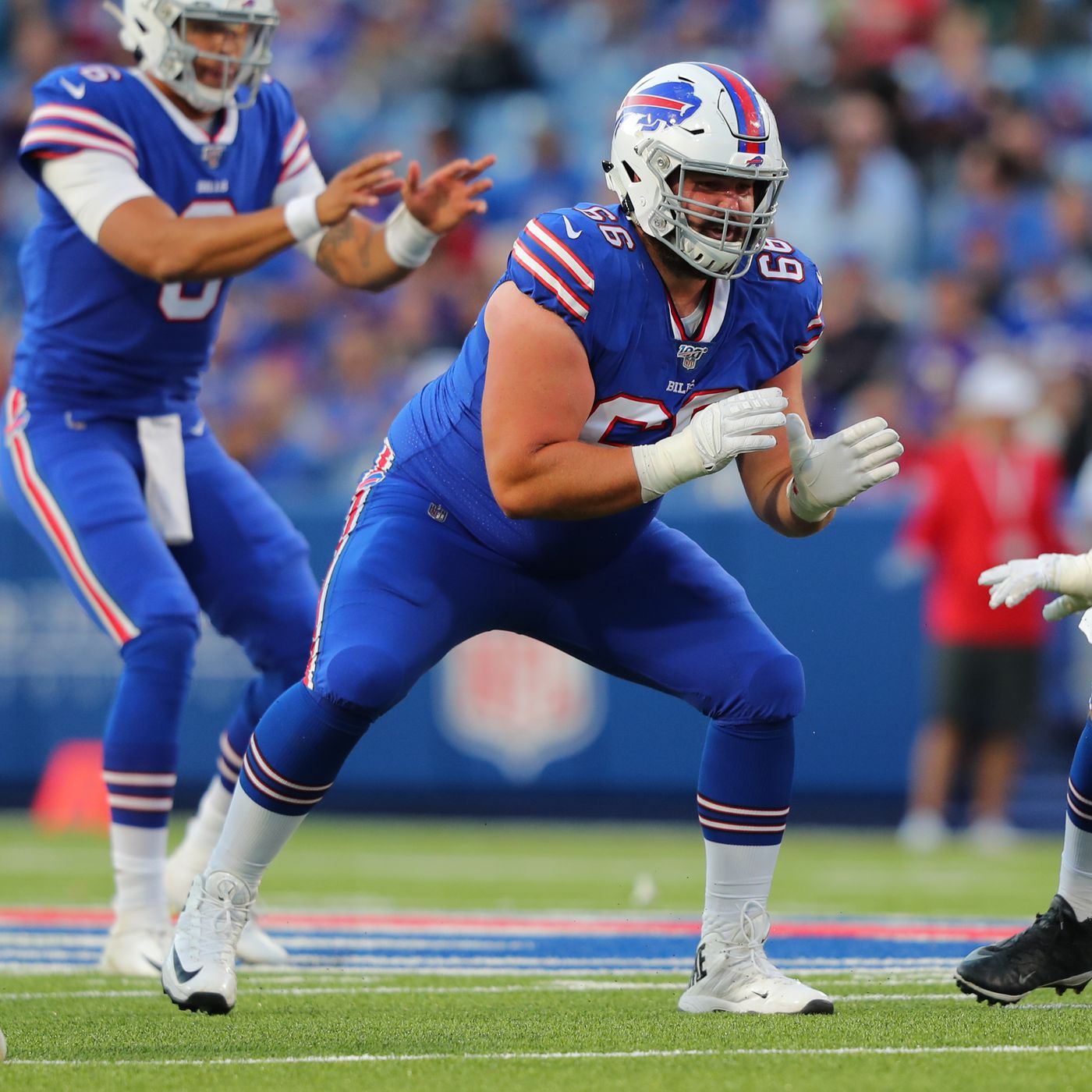 Detroit Lions sign C Russell Bodine, 2 other to futures contracts ...