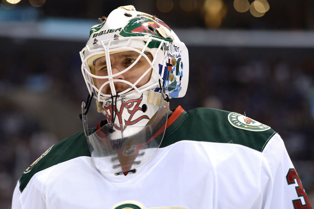No one tell Bryz about the bear on his helmet.