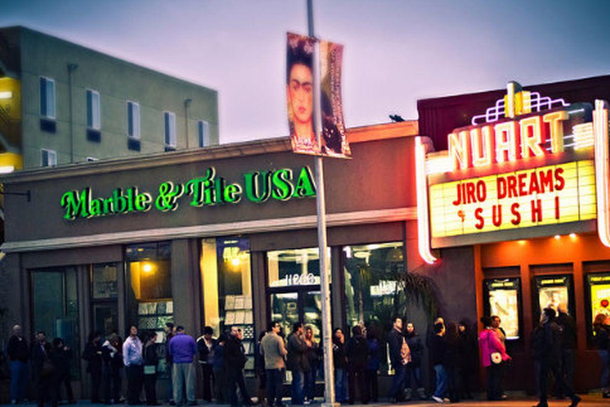 Nuart Theater, Los Angeles