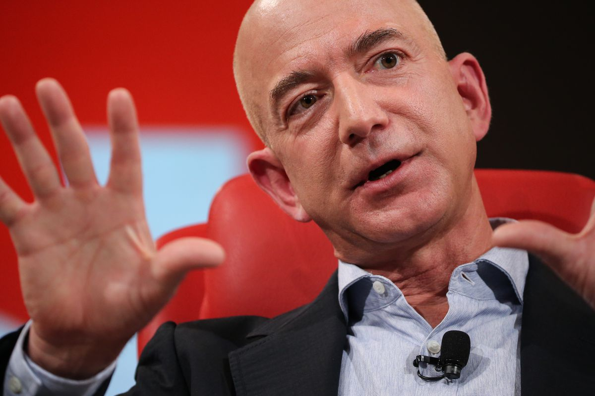 This Is The Jeff Bezos Playbook For Preventing Amazon S Demise Recode