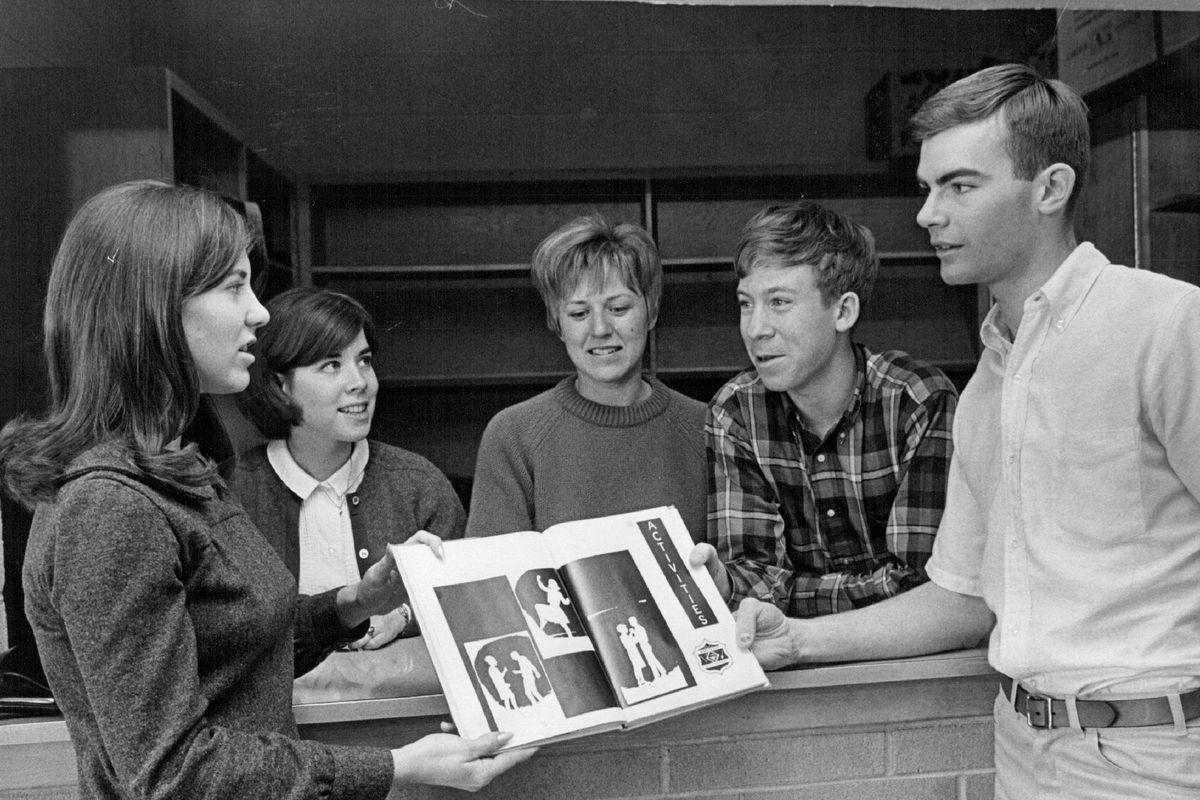 FEB 22 1967, FEB 25 1967, MAR 8 1967; Representatives Of Roslyn Heights And Wheat Ridge High Schools