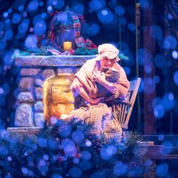 """Hale Centre Theatre has been playing """"A Christmas Carol"""" for 33 years, making it the theater's longest-running show."""