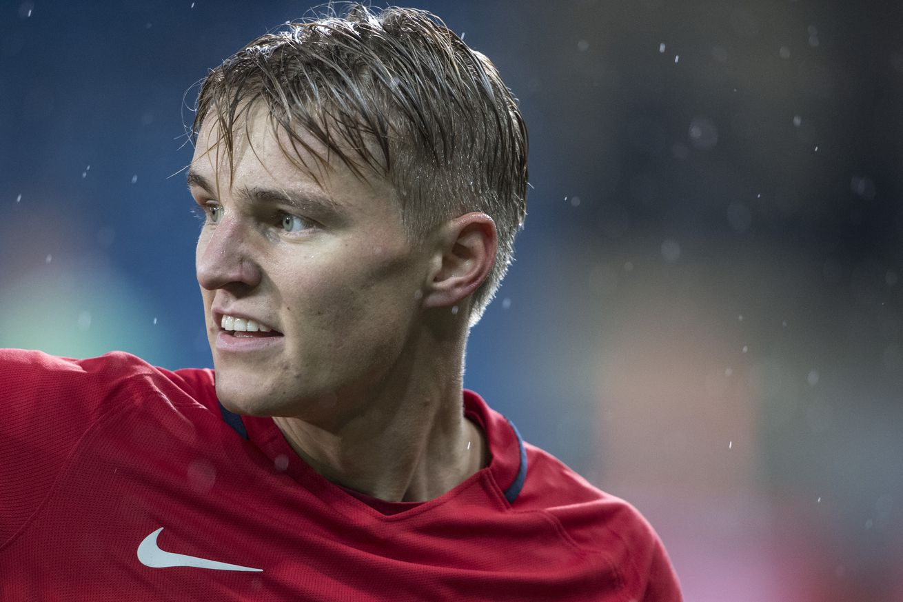 Odegaard in Germany to Finalize Potential Loan to Bayern Leverkusen