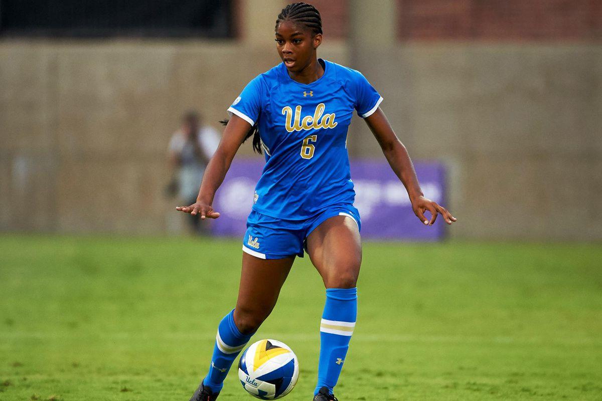 best sneakers a6350 d2165 UCLA Women's Soccer: Bruins Face Gators in Gainesville ...