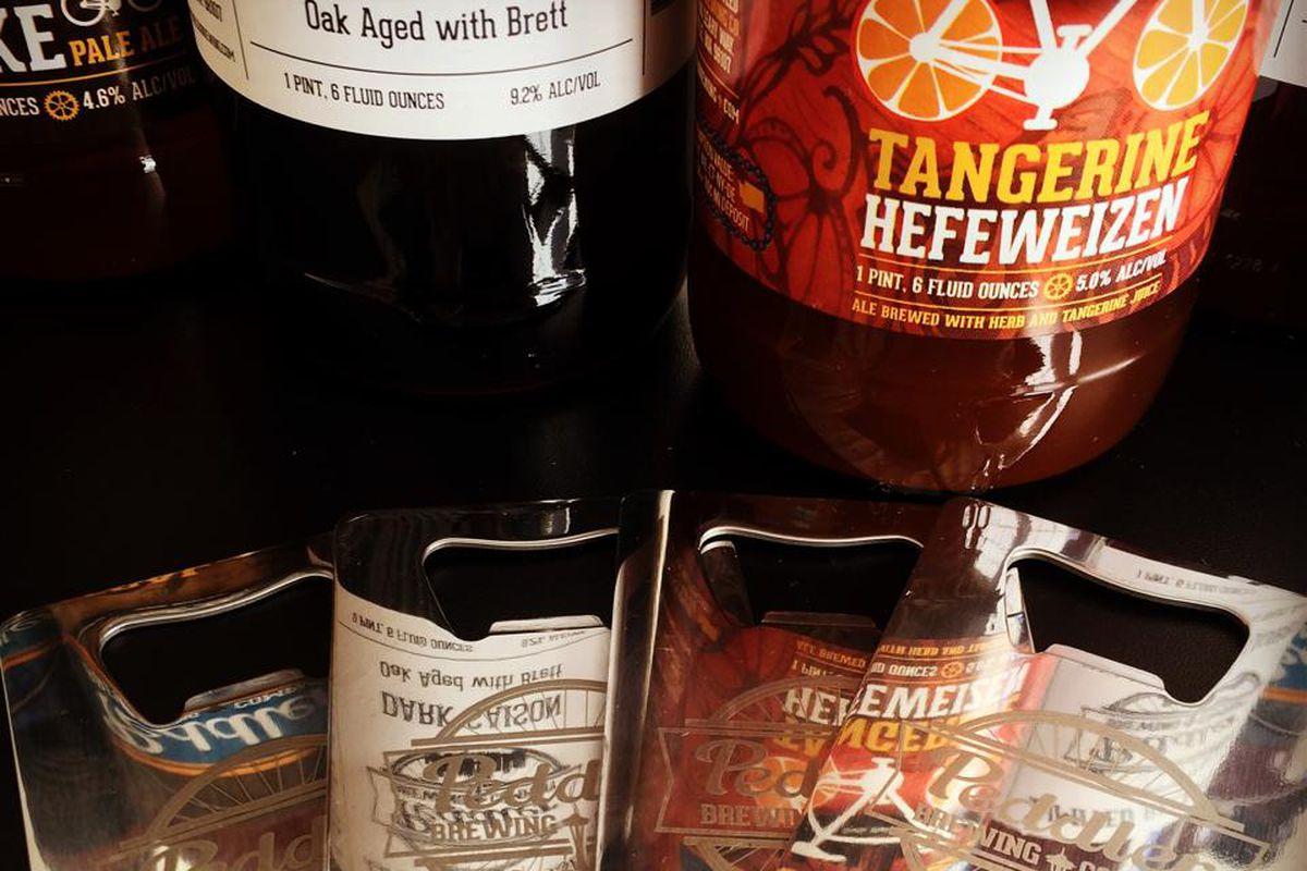 Peddler Brewing's renamed Tangerine Hefeweizen