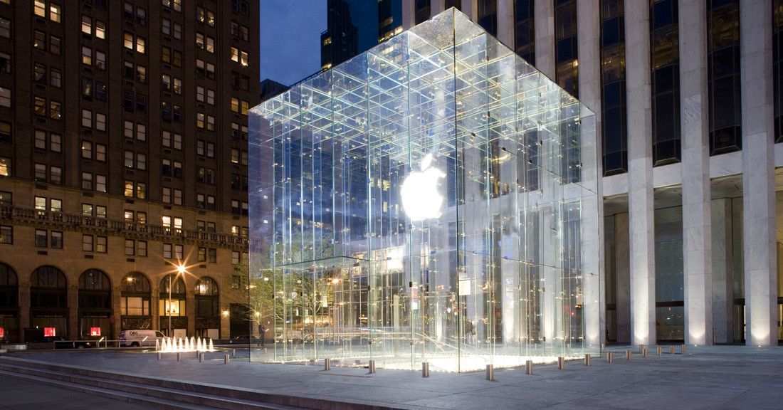 Apple is starting to ship devices directly from its stores