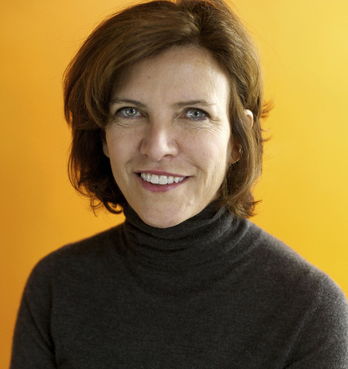 Chicago architect Jeanne Gang.