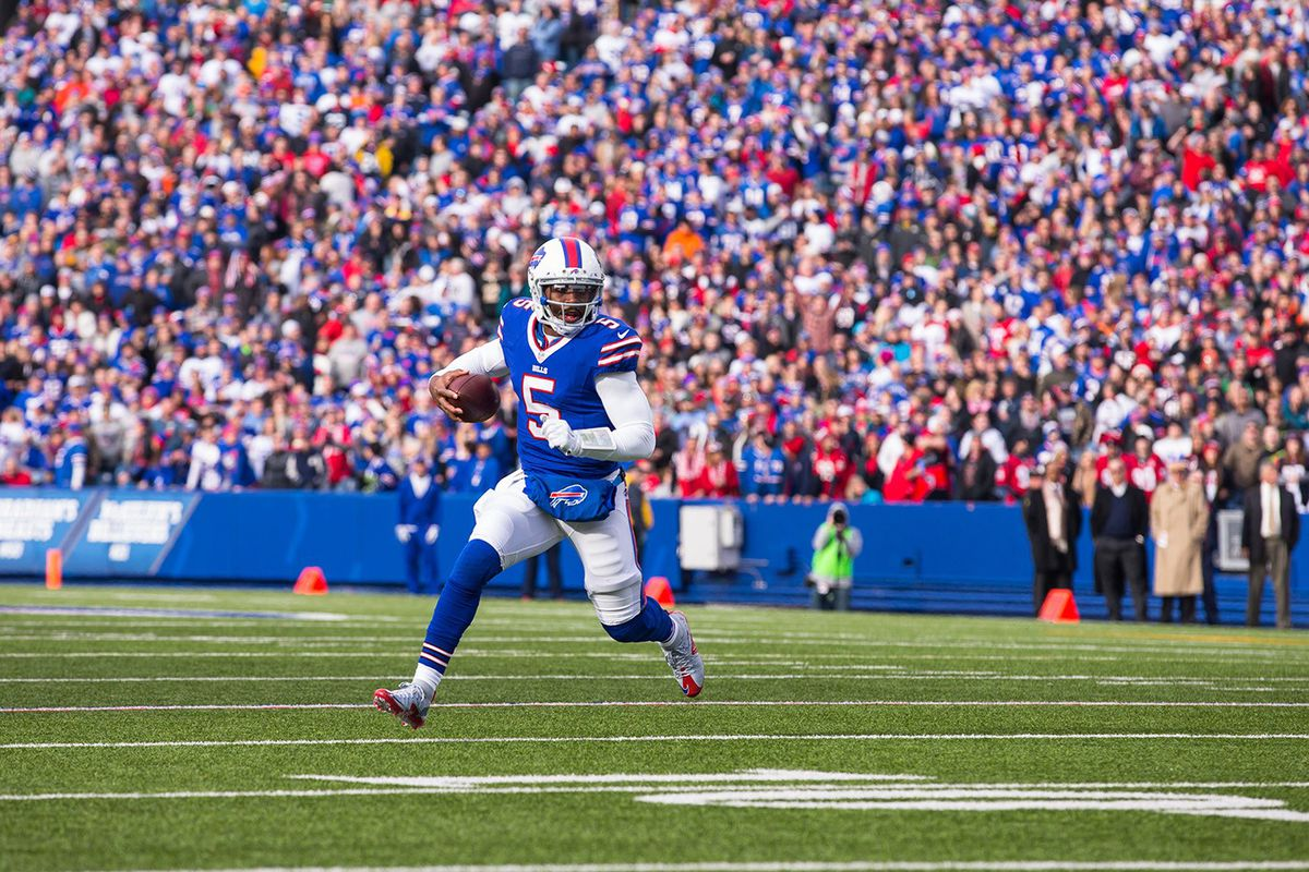 Tyrod Taylor (GettyImages)