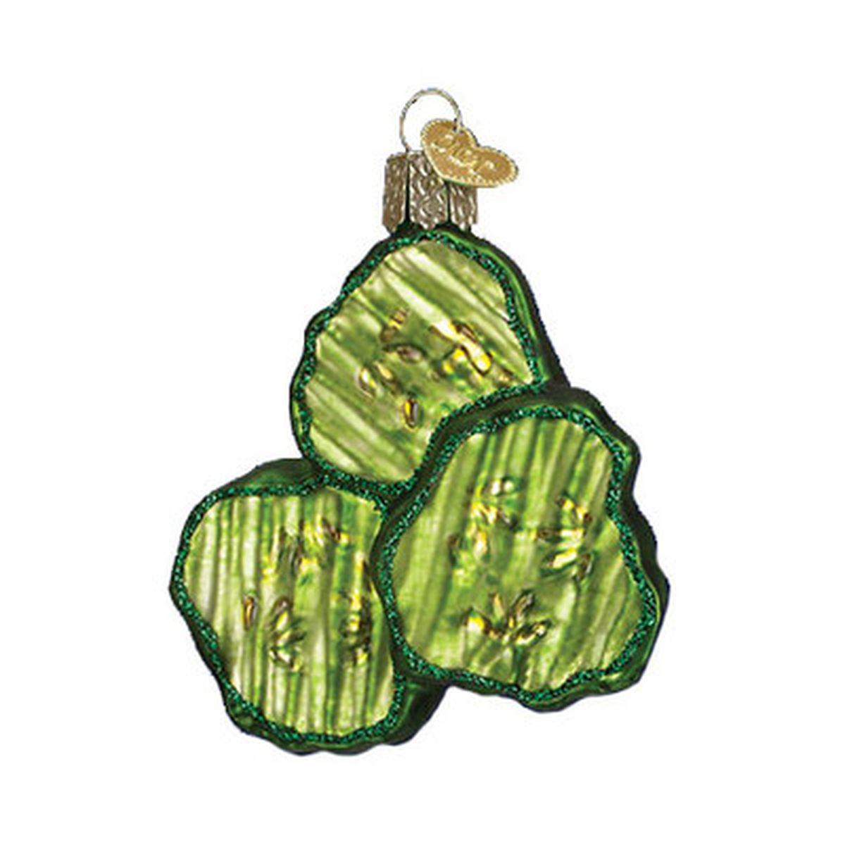 Christmas Tree Pickle Tradition: Food-Themed Christmas Ornaments Have Zero Calories And