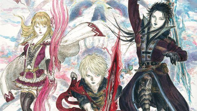 <em>Final Fantasy Brave Exvius</em> artwork